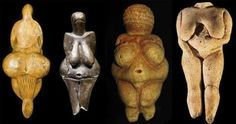 The Venus Figurines (30,000 – 10,000 BC, Europe)