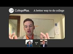 CollegePlus Explained | CollegePlus (online college curriculum...get a college degree in 2-3 years with no debt...suitable even for high school students)