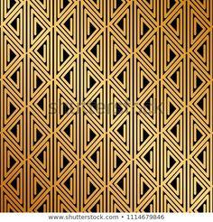 Vintage ornamental seamless pattern in Art Deco style Art Deco Fashion, Pattern Art, Animal Print Rug, Frames, Illustrations, Ornaments, Patterns, Logos, Vintage