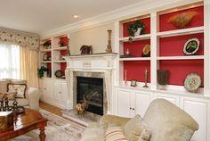 North Port Living Room - traditional - living room - new york - AMI Designs