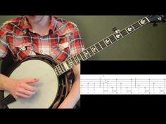 I'll Fly Away Beginner Banjo Lesson - YouTube
