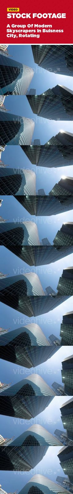 business, city, downtown, finance, financial, glass, inversion, jet, plane, reflection, skyscraper, successful, timelapse, tower, trace PLEASE RATE AFTER BUYING IT!   A group of modern skyscrapers in buisness city, rotating timelapse, Inversion trace of the jet plane over the city, suitable for – architecture, background, blue, building, center, cityscape, close, close up, closeup, clouds, concept, construction, contemporary, day, design, development, economy, europe, exterior, fantastic...