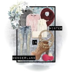 """Winter in wonderland"" by nikakatka78 on Polyvore"