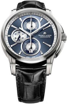 Maurice Lacroix Watch Pontos Chrono 3