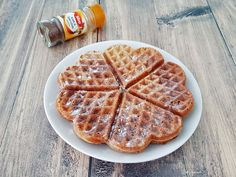 Another one: speculaas wafels - Fit. Pcos, Bento, Waffles, Brunch, Appetizers, Platter, Breakfast, Desserts, Morning Coffee