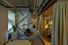 McCann Erickson Riga and Inspired Office Open AD 11 500x332 The Incredible Offices of McCann Erickson by OpenAD