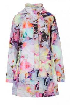 19e80c42f3f44 Buy Ted Baker Duena Electric Daydream Parka
