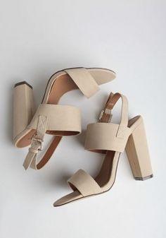 Fay Strappy Heels