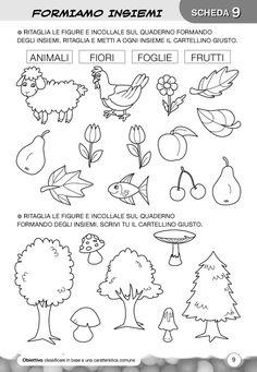 Italian Language, Kids Learning Activities, Reading Material, Pixel Art, Montessori, Coloring Pages, Kindergarten, Homeschool, Coding