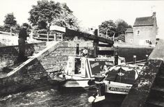 BW200-1-40-143 Banstead & Bellerophon Canal Barge, Canal Boat, Narrowboat, Archaeology, Birmingham, Boats, British, History, Street