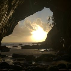 This isn´t technically in the Nehalem Bay Area - it´s Cape Falcon, just a few miles north. Beautiful, though!