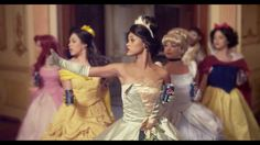 Grown Woman by Todrick Hall  I'm not into disney much but I thought this disney princess music video was pretty cool