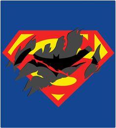 BATMAN VS SUPERMAN Day Of The Shirt e27e9f8ec8
