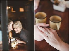 Gideon & Marzanne | Coffee Shop Love {Engagement} » Louise Vorster Photography