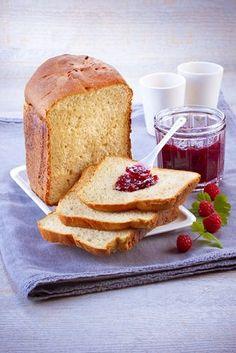 Brioche sans gluten. Pour la fête du pain, variez les plaisirs du pain avec différentes recettes. Marielys Lorthios - Photographe professionnelle / photographe culinaire / styliste / Dijon - http://www.marielys-lorthios.com/