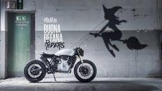 BUONA BEFANA RIDERS   A tutti i +25K Facebook fans che ci seguono con passione!   #BeAFan #befana #epifania #6gennaio #buonefeste #auguri #xmas #christmas #moto #motoclub #motobefana #motonatale