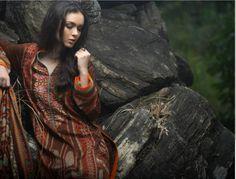 Firdous Cloth Mills Korean Lawn Dresses 2015-16 for Girls