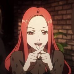 Cartoon Profile Pics, Anime Profile, Tokyo Ghoul Itori, Anime Manga, Anime Art, Hot Anime, Otaku, Anime Style, Aesthetic Anime