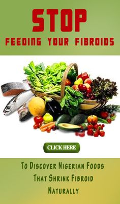Juice Recipes To Shrink Fibroid And Improve Fertility