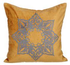 Gold Decorative Throw Pillow Covers Accent Pillow Couch Toss