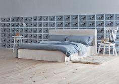 Lit Brick – Gervasoni - Marie Claire Maison