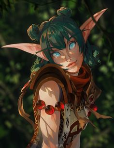 World of Warcraft: Tales Character Design Cartoon, Fantasy Character Design, Character Design Inspiration, Character Art, Fantasy Races, High Fantasy, Dark Fantasy Art, Elf Characters, Fantasy Characters