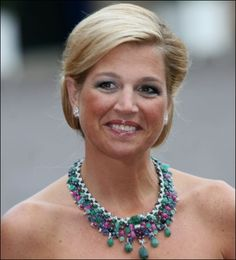 Juwelen Jewelry of Queen Maxima