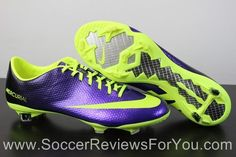 The Nike Mercurial Vapor IX FG is arguably the most popular high-end shoe on the market, and for good reason. With the release of the Mercurial Vapor IX Nike has taken the fantastic design of the previous Vapor VIII […] Football Gear, Football Boots, Messi Soccer Cleats, Cool Nikes, Nike Stuff, High End Shoes, Soccer Stuff, Messi 10, Sports Equipment