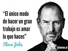 De eso se trata! Steve Jobs, Marketing Digital, Content Marketing, Facebook Fan Page, Management Tips, Einstein, Instagram Posts, Html, Life Motivation