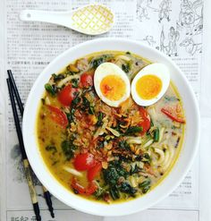 Miso Chilli Vegetable Noodle Broth – A Winning Winter Warmer