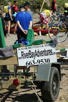 Riverbay Adventures Kayak Tours