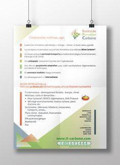 Création d'affiche | Com On Light, agence conseil en communication responsable