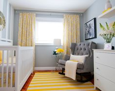 Small nursery ideas. Babies do not need BIG rooms