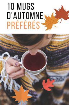 Les 10 plus beaux mugs d'automne pour un thé woodland
