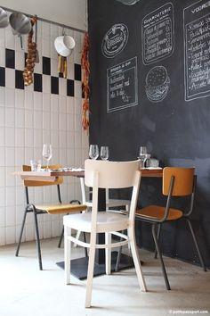 dining nook / via design is mine