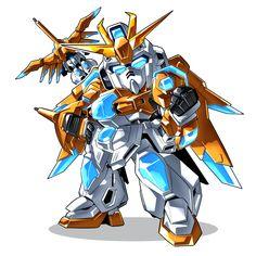 GUNDAM GUY: Awesome Gundam Digital Artworks [Updated 7/18/16]