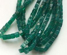 Green Chalcedony Box  Green Chalcedony Chalcedony by gemsforjewels