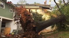 04/05/2017 - Tornadoes, hail, high winds lash Southeast: 75M at risk of severe storms