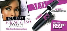 Want falsies but dont look forward to the daunting task? Try Avon's new Big and False lash mascara in September 2015.