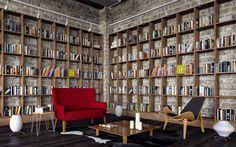 Industrial Loft on Interior Design Served