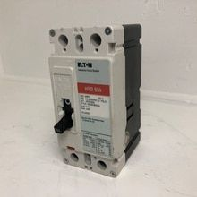 Eaton Hfd2200 200a Circuit Breaker Glossy Red 600v 2 Pole Hfd2200l 200 Amp Flaw Em3912 1 In 2020 Breakers Circuit Eaton