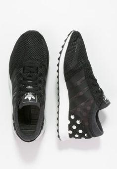 adidas Originals LOS ANGELES - Sneaker - core black/white - Zalando.de #Addidas #Zalando