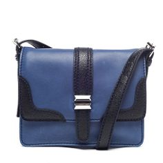 $120 SHIPPED - NWT LEATHER Charlotte Ronson Classics Crossbody - Retail Price $198