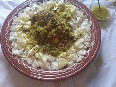 RFISSA MAROCAINE-مطبخ رجاء: الرفيسة المغربية - YouTube
