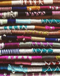 Custom Boho Hair Wrap Extension 1015 by BohoVibesBoutique on Etsy