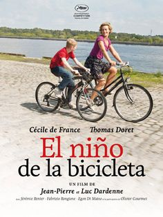El niño de la bicicleta, de Jean Pierre et Luc Dardenne