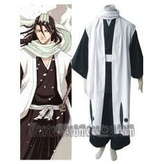 Bleach 6th Division Captain...    Happy Sharing. PIN, Repin