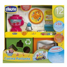 CUCINA PARLANTE Chicco toys - 69030
