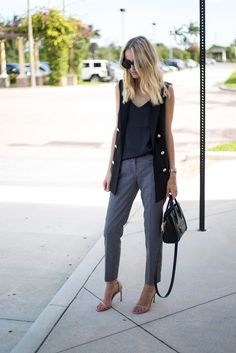 Little Blonde Book by Taylor Morgan | A Life and Style Blog : Fashion Pants