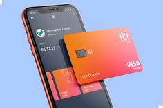 Cartão de crédito iti Itaú - Como solicitar, vantagens, fatura e telefone | Credited Top, Credit Cards, Benefit Brow, Crop Tee